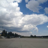 Photo taken at Flagstaff Pulliam Airport (FLG) by Oluseni S. on 8/29/2013