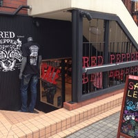 Photo taken at RED PEPPER by ひびき on 8/16/2014
