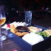 Photo taken at RA Sushi Bar Restaurant by Bruna R. on 3/29/2013