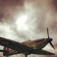 Photo taken at Imperial War Museum by Ian M. on 4/19/2013