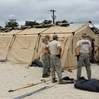 Photo taken at Camp Bullis EMEDS Course by Angel D. on 10/25/2013