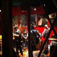 Photo taken at Thelonious, Lugar de Jazz by Eduardo C. on 1/15/2013