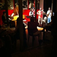 Photo taken at Thelonious, Lugar de Jazz by Eduardo C. on 1/8/2013
