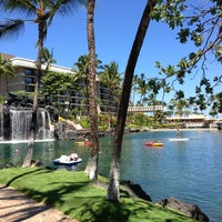 Photo taken at Hilton Waikoloa Village by Taehwan S. on 7/28/2013