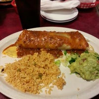 Photo taken at Del Pueblo Mexican Restaurant by Tanya T. on 1/2/2013