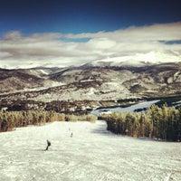 Photo taken at Breckenridge Ski Resort by Stacy S. on 3/10/2013