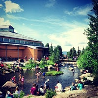 Photo taken at Riverwalk Center by Stacy S. on 7/4/2013