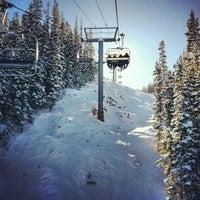 Photo taken at Peak 8 Breckenridge by Stacy S. on 2/25/2013