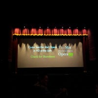 Photo taken at Lark Theater by Vincent H. on 5/26/2013