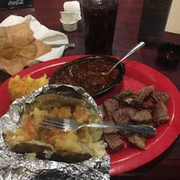 Photo taken at Sonny's BBQ by Kameron M. on 3/24/2017