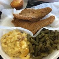 Photo taken at Nana's Soul Food Kitchen by Kameron M. on 9/6/2014