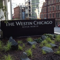 Photo taken at The Westin Chicago River North by Jeff V. on 10/12/2012