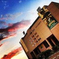 Photo taken at Floyd Casey Stadium by Bailey E. on 6/12/2013