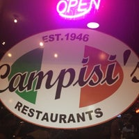 Photo taken at Campisi's Famous Italian Restaurant by Todd S. on 10/18/2012
