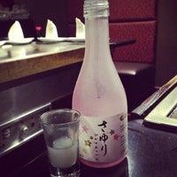 Photo taken at Musashi Restaurant by Diane on 10/9/2012