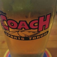 Photo taken at The Coach Sports Bar by Cory A. on 9/7/2016