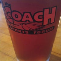 Photo taken at The Coach Sports Bar by Cory A. on 10/30/2016
