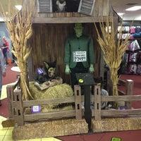 Photo taken at Spirit Halloween by Chris G. on 10/27/2012