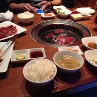 Photo taken at Tokyo BBQ by Yosuke G. on 11/7/2013