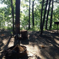 Photo taken at Mills-Norrie State Park Campground by Briana R. on 7/19/2013