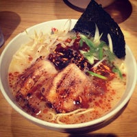 Photo taken at Totto Ramen by Briana R. on 4/1/2013