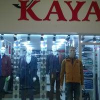 Photo taken at by kaya erkek giyim by Gülşen A. on 10/20/2015