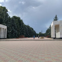 Photo taken at Мемориал Победы 1941-1945 by Aleksandr P. on 8/24/2017