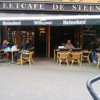 Photo taken at Stenenplaats Bierplein by Ewout P. on 9/9/2014
