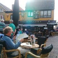 Photo taken at Stenenplaats Bierplein by Ewout P. on 9/11/2014