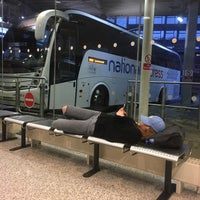 Photo taken at National Express / Eurolines Coach Station by Amalina A. on 6/6/2017