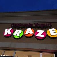Photo taken at California Yogurt Kraze by Vic on 3/9/2015