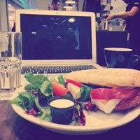 Photo taken at Wayne's Coffee by Anton on 12/10/2015