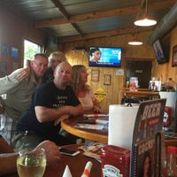 Photo taken at Hooters by denise c. on 7/5/2015
