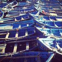 Photo taken at Essaouira by Michelle K. on 7/23/2013