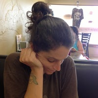 Photo taken at Shakra's Deli and Catering by Shari A. on 7/27/2013
