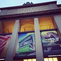 1/23/2013 tarihinde Claire S.ziyaretçi tarafından Cité de l'Architecture et du Patrimoine'de çekilen fotoğraf