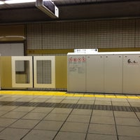 Photo taken at Ginza-itchome Station (Y19) by Nori on 7/7/2013
