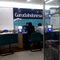 Photo taken at Garuda Indonesia Surabaya Office by Nurhendro P. on 10/6/2012