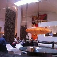 Photo taken at Milano Lounge Cafè by Alexandra C. on 6/7/2013
