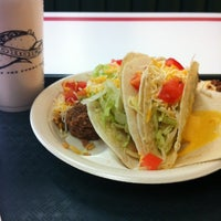 Photo taken at Taco Bob's by Alex S. on 10/8/2012