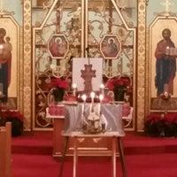 Photo taken at Ukrainian Catholic Church of Epiphany by Lesia T. on 1/18/2017