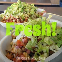 Photo taken at Chipotle Mexican Grill by ginger k. on 8/3/2013