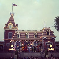 Photo taken at DRR Main Street Station by ginger k. on 5/25/2013