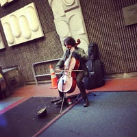Photo taken at 24th St. Mission BART Station by Winnie L. on 2/9/2013
