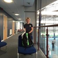 Снимок сделан в University of Warwick Tennis Centre пользователем Martin B. 6/18/2015