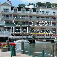 Photo taken at Chippewa Hotel Waterfront by WicksnCandlesticks on 2/10/2017