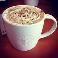 Photo taken at Starbucks by Audrey K. on 4/15/2013