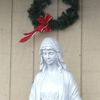 Photo taken at A.T. Merhaut, Inc. Church Restoration & Relgious Gift Center by Albert H. on 12/31/2012