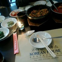 Photo taken at Korean House by Sinta M. on 3/19/2013