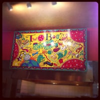 Photo taken at Two Boots West Village by Said M. on 7/5/2013